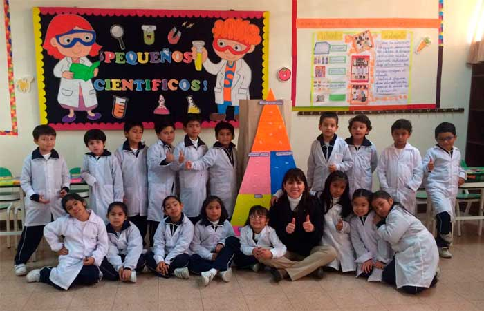 Colegio Carlos Lisson Primaria