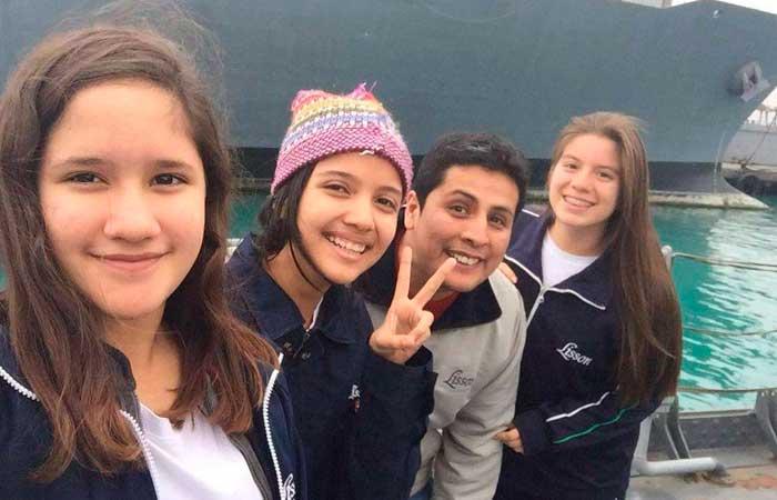 Colegio Carlos Lisson Secundaria